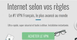 Le VPN, un serveur qui vaut la peine d'être testé