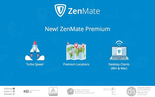 Très bon VPN, on est content de donner notre avis sur Zenmate